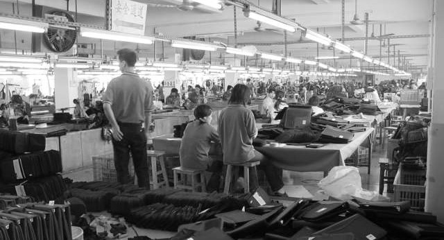 Production Line in China